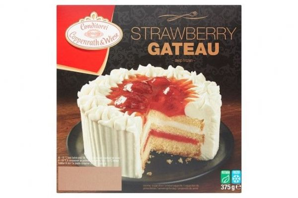 Coppenrath & Wiese Strawberry Gateau 350g